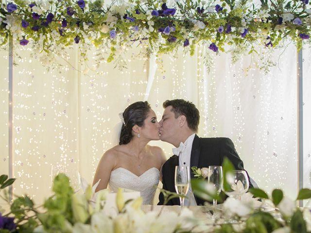 La boda de Melisa y Andrés