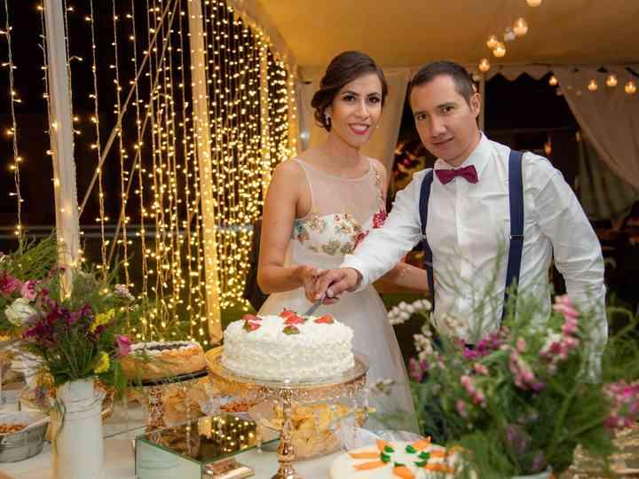 La boda de Miriam y Salvador