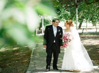 La boda de Perla y Juan Manuel