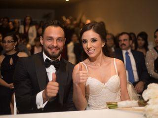 La boda de Mayra  y Guillermo
