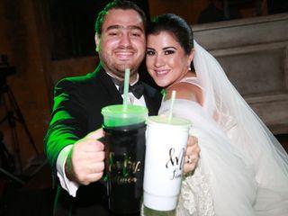 La boda de Anita y Alex