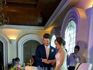 La boda de Fernanda y Justin 1