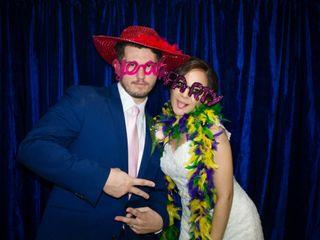 La boda de Fernanda y Justin