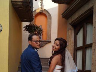 La boda de Marlene y Juan Carlos 1