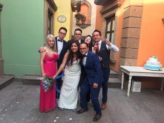 La boda de Marlene y Juan Carlos 2