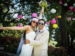La boda de Ana y Nico