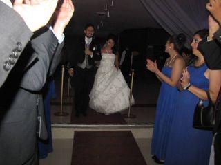 La boda de Denise y Jonathan 1