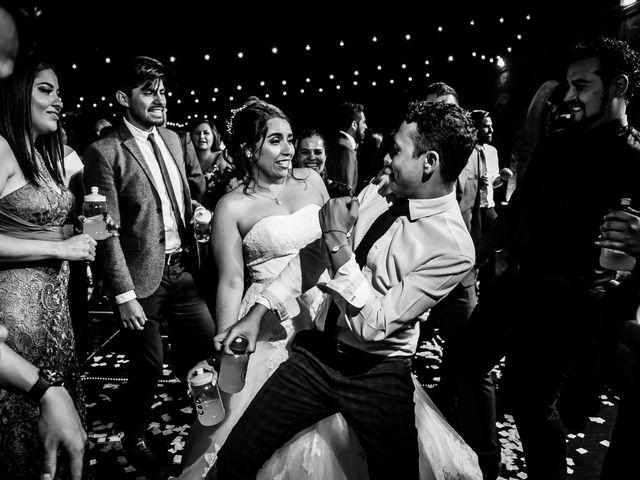 La boda de Diego  y Cen  en Tlajomulco de Zúñiga, Jalisco 5