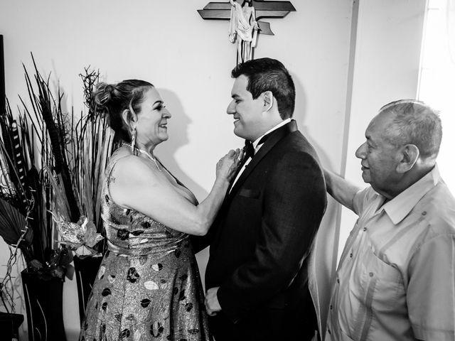 La boda de Diego  y Cen  en Tlajomulco de Zúñiga, Jalisco 10
