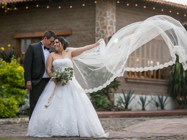 La boda de Diego  y Cen  en Tlajomulco de Zúñiga, Jalisco 29