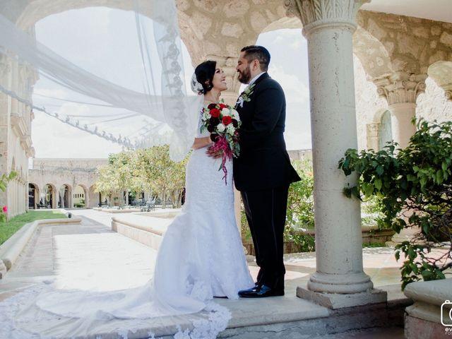 La boda de Susana y Omar