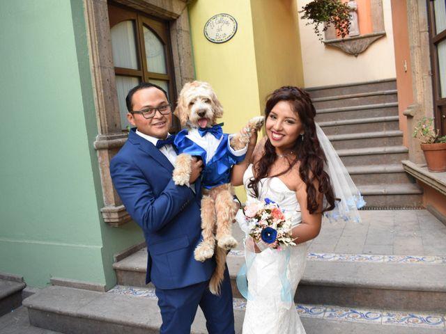 La boda de Marlene y Juan Carlos