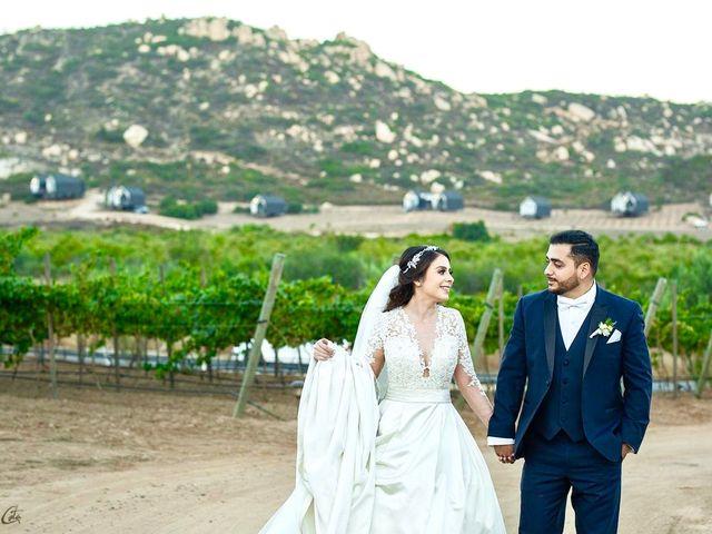 La boda de Gilberto y Usy