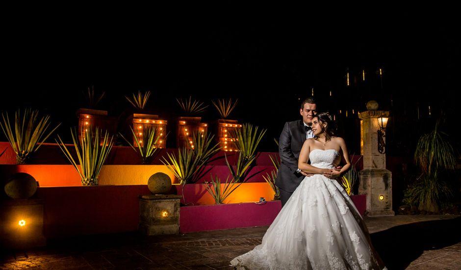 La boda de Diego  y Cen  en Tlajomulco de Zúñiga, Jalisco