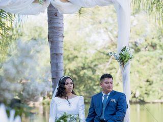 La boda de Elisa y Óscar 1