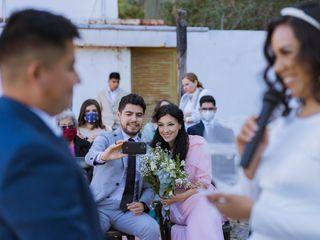 La boda de Elisa y Óscar 2
