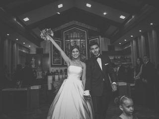 La boda de Nancy y Enrique