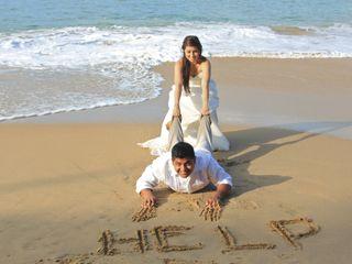 La boda de Jimena y Aldo