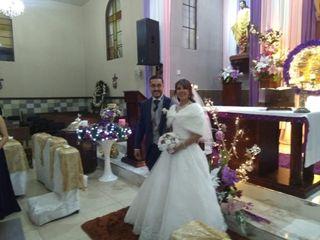 La boda de Answin y Miriam 3