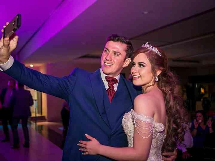 La boda de Krystell y Rafael