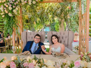 La boda de Itzel   y Víctor