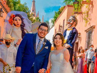 La boda de Itzel   y Víctor  3