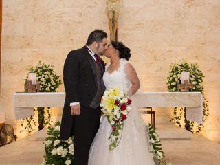 La boda de Martha y Ruben