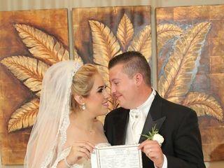 La boda de Gabriela y Pedro 2
