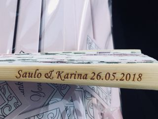 La boda de Karina y Saulo 1