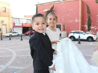 La boda de Karina y Saulo 2