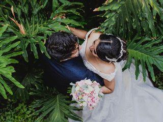 La boda de Karina y Saulo