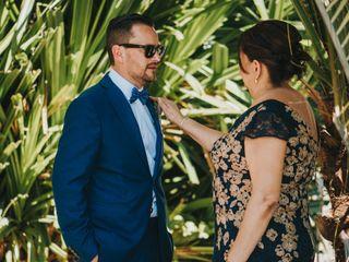 La boda de Monse y Lipatin 3