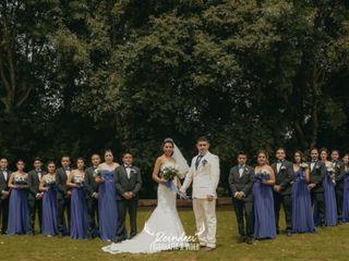 La boda de Samantha y Ares 3