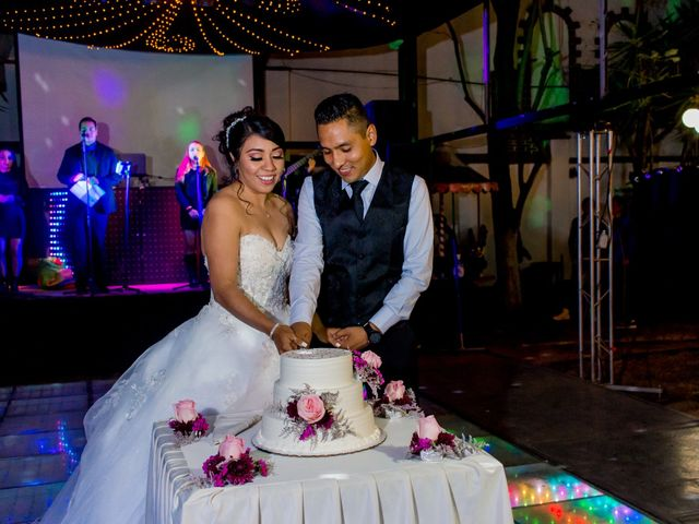 La boda de Ingrith y Rubén