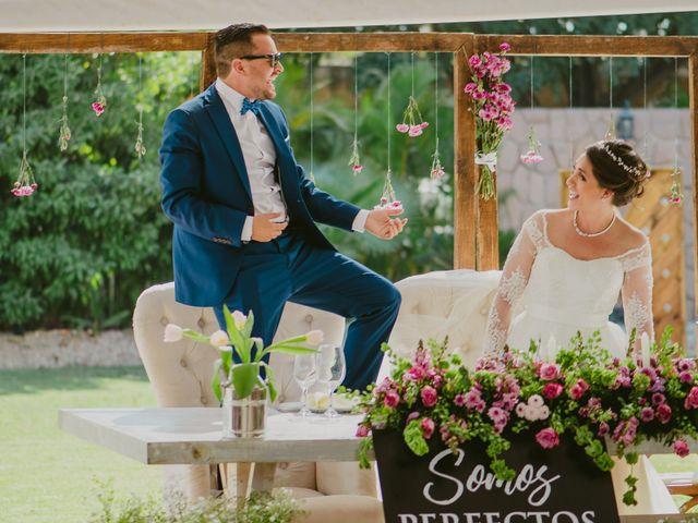 La boda de Monse y Lipatin