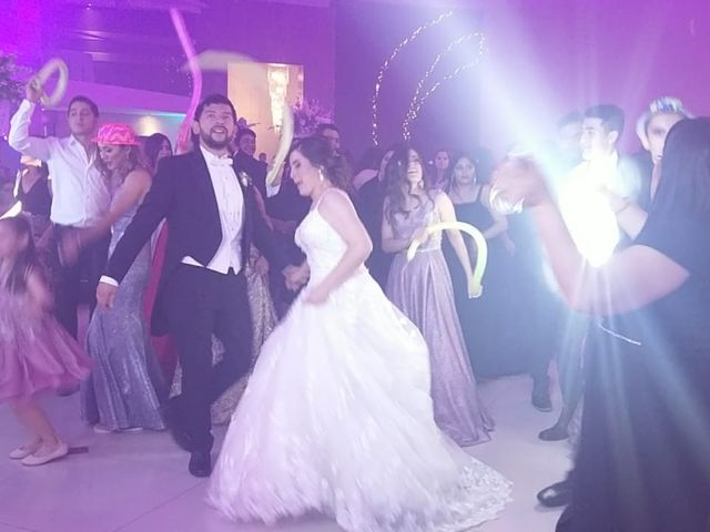 La boda de Alberto y Janeth