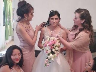 La boda de Maleny  y Eduardo  3