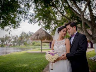 La boda de Mariela y Gabriel
