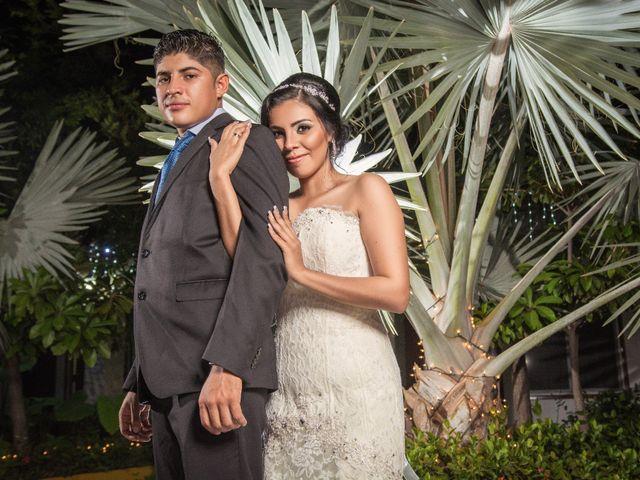 La boda de Arcelia y Erik