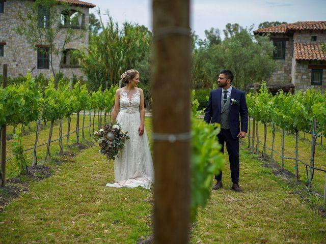La boda de Diana y Chava