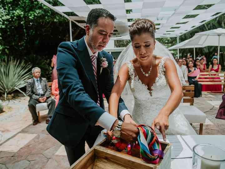 La boda de Iliana y Alex