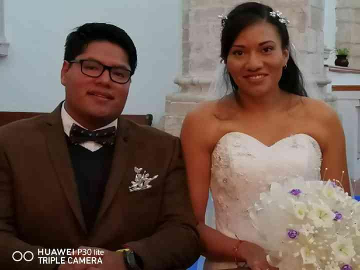 La boda de Montserrat  y Raymundo