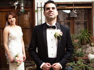 La boda de Antonio y Carolina 3
