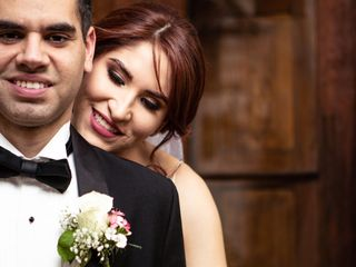 La boda de Antonio y Carolina