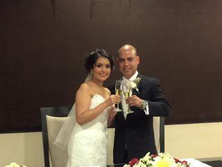 La boda de Myriam y David 1