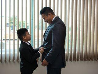La boda de Angeles y Jonathan 1
