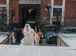 La boda de Anayeli y Gabo 1