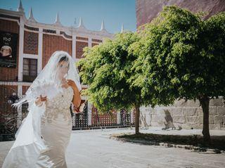 La boda de Anayeli y Gabo 2