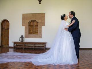 La boda de Itzia  y Gerardo 1