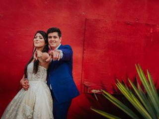 La boda de Ivana y Eduardo